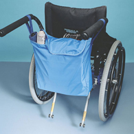 Ableware 706160000 Wheelchair Carry-All Tote Bag