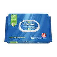 Prevail WW-710 Soft Pack Wipes w/ Press-N-Pull Lid-576/Case